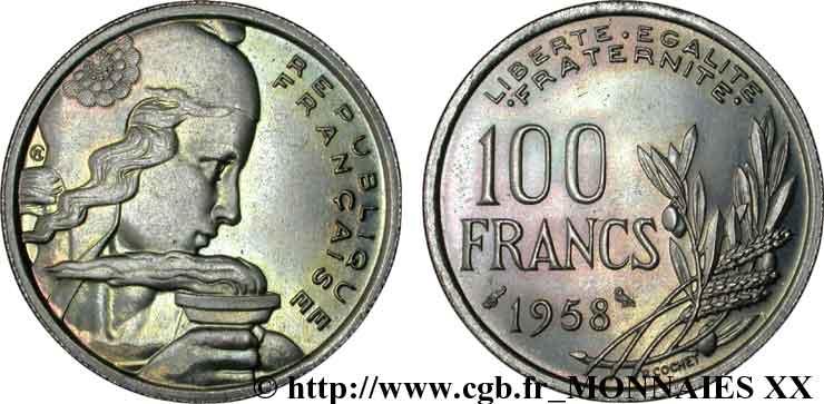 Mr France Xxeme F100