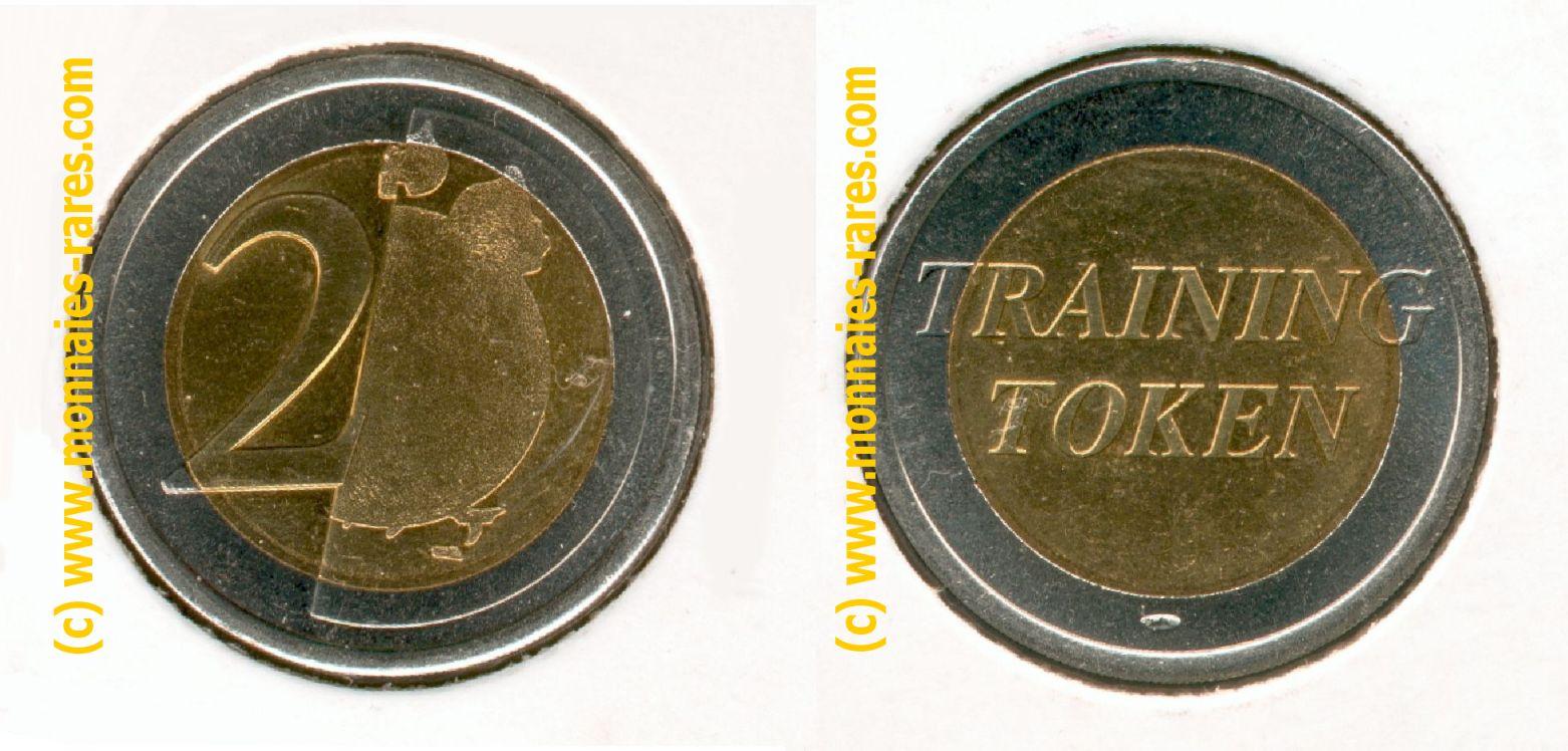 pièces rare de 2 euros